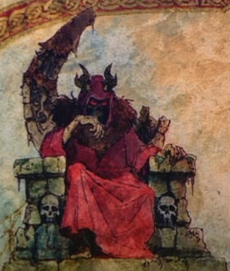 Image result for disney horned king