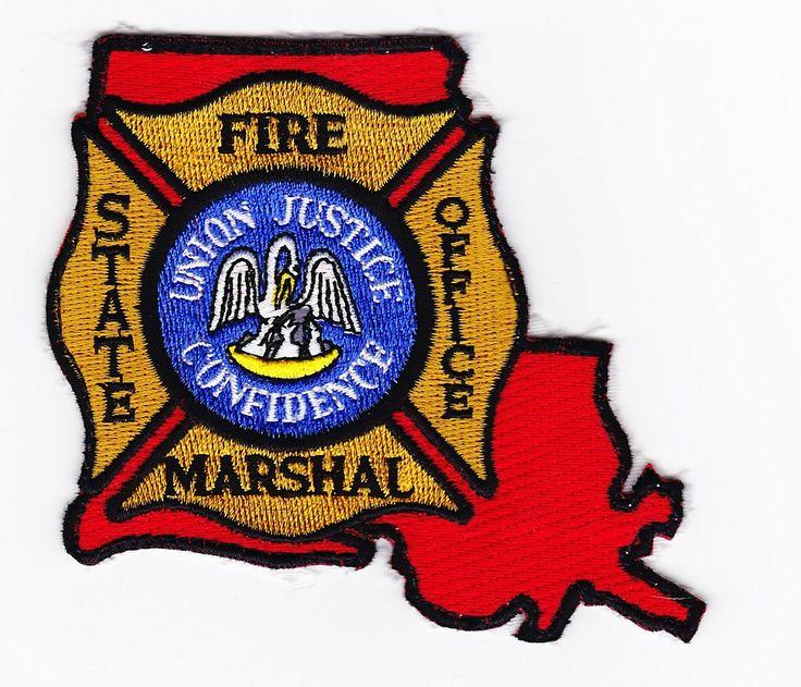La louisiana office of state fire marshal firefighter