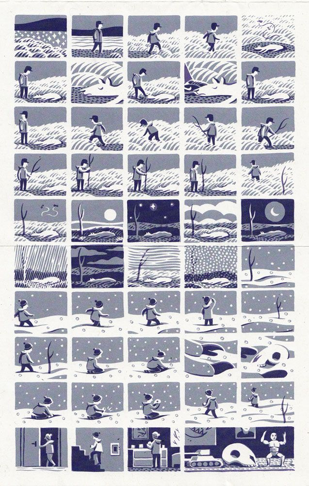 Jon McNaught - Pebble Island