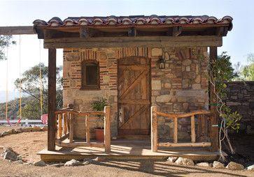 WildFlower- Tuscan Residence - mediterranean - kids - san diego - Pacific Cornerstone Architects, Inc