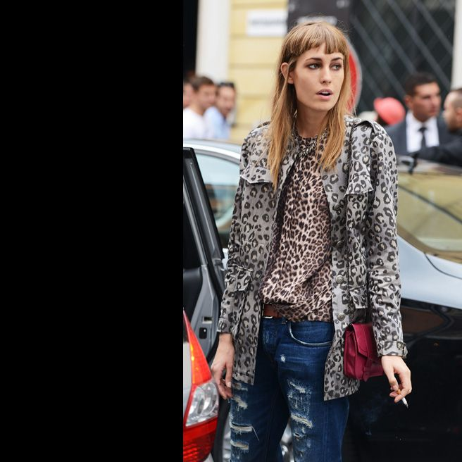 Nadja Bender   http://www.style.com/trendsshopping/streetstyle/123112_Tommy_Ton_Best_Of_2012/