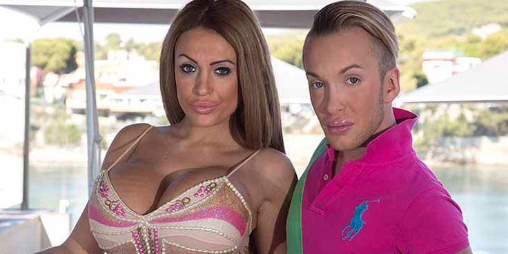 This French couple spent over £200k in order to look every inch the real life Barbie and Ken Doll.