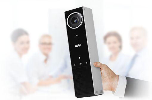 Portable All-in-One Conference Camera