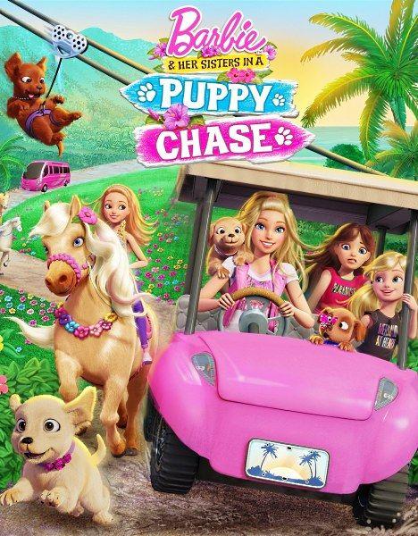 Барби и её сестры / Barbie & Her Sisters in a Puppy Chase (2016/WEB-DL/WEB-DLRip)  И снова с нами замечательная Барби. Её и её сестёр ждут новые и захватывающие приключения...