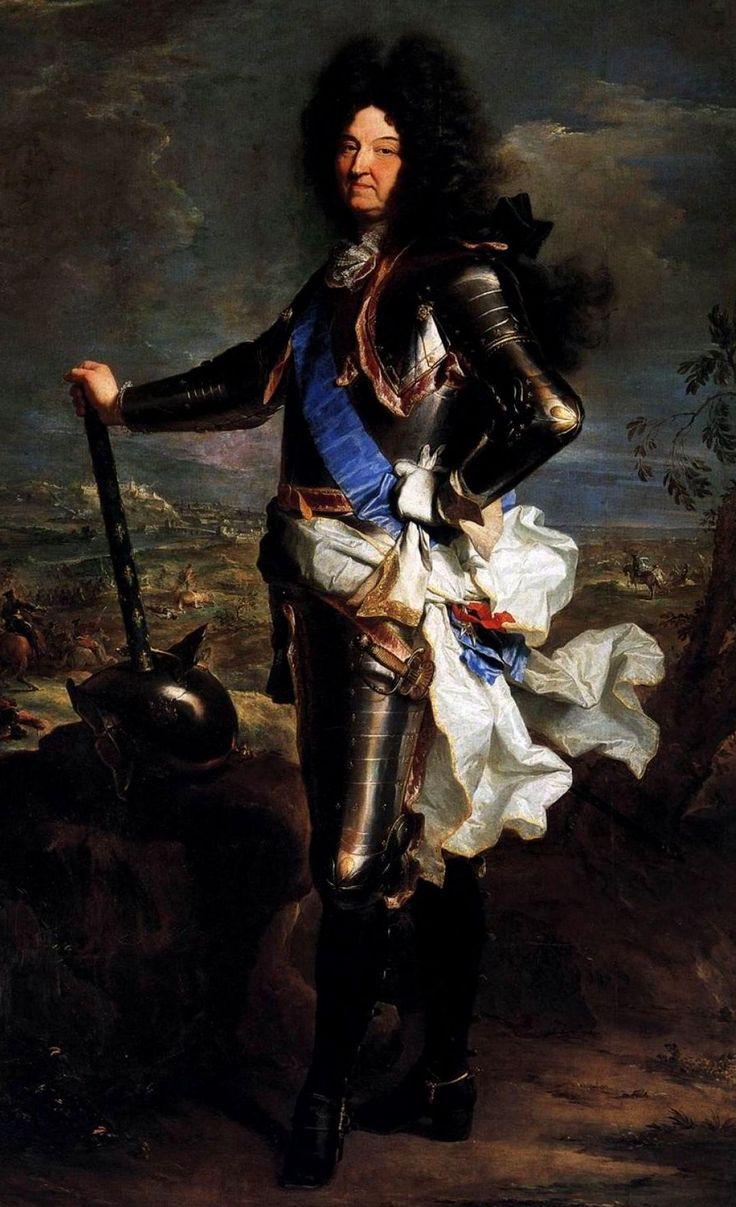 """Louis XIV of France / Rey Luis XIV de Francia """"Rey Sol"""" 7"""