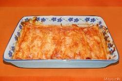 » Cannelloni di crepes - Ricetta Cannelloni di crepes di Misya