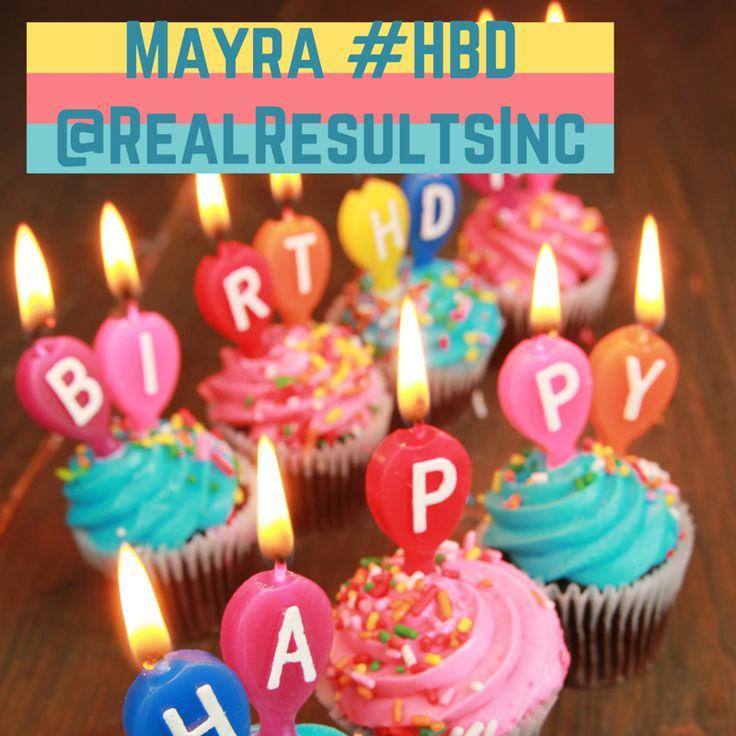Real Results Inc Birthday candles, Happy birthday, Birthdays