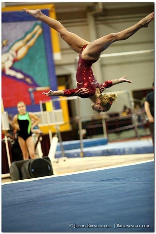 23 best Great college Gymnastics images on Pinterest ...