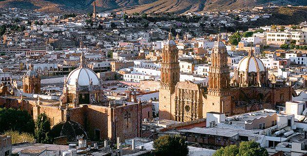 Zacatecas, un viaje entre minas y callejones | México Desconocido