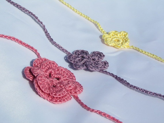 Crochet Baby Headbands