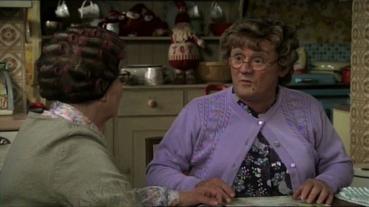 Mrs Brown's sticky situation - Mrs Brown's Boys: Preview - BBC One Chris...