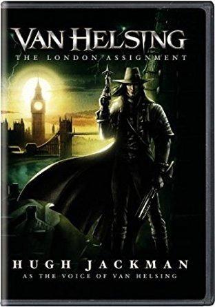 Hugh Jackman & Robbie Coltrane & Sharon Bridgeman-Van Helsing: The London Assignment
