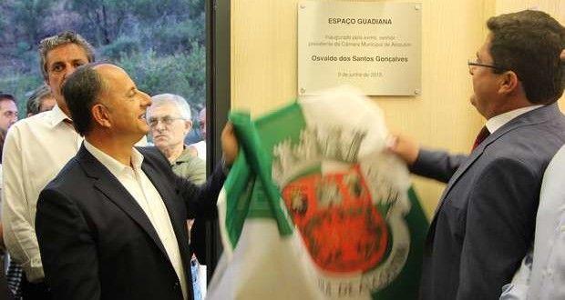 """Alcoutim inaugurou o """"Espaço Guadiana"""" a nova sala multiusos - Algarlife"""