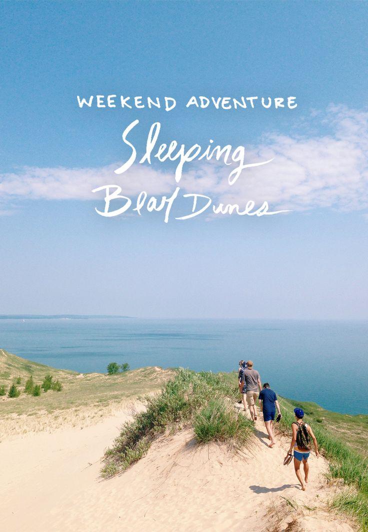 A Weekend Adventure: Sleeping Bear Dunes   The Fresh Exchange