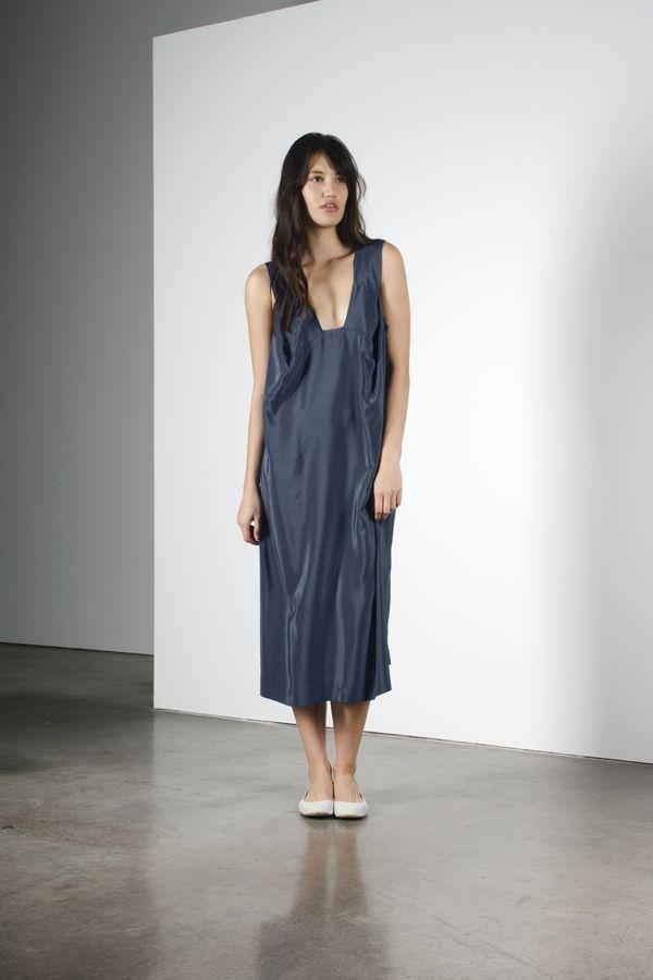 Imagine dress - Blue
