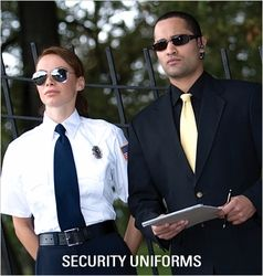Security uniforms #work #fashion from sharperuniforms.com