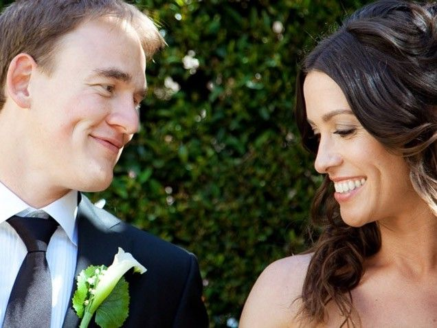 "CelebVillage: Alanis Morissette: I'm Glad I Didn't Give Up on the Idea of Marriage -     ""I'm so grateful I kept the flame vision alive, and didn't give up before I met him,"" the singer writes about marrying husband Mario ""Souleye"" Treadway in her exclusive blog for iVillage     Read More http://www.ivillage.com/alanis-morissette-getting-married/1-a-402057#ixzz1kPPh3zGI"