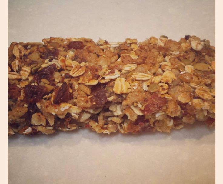Recipe Healthy nut-free sugar-free muesli bars by Thermominx_au - Recipe of category Baking - sweet