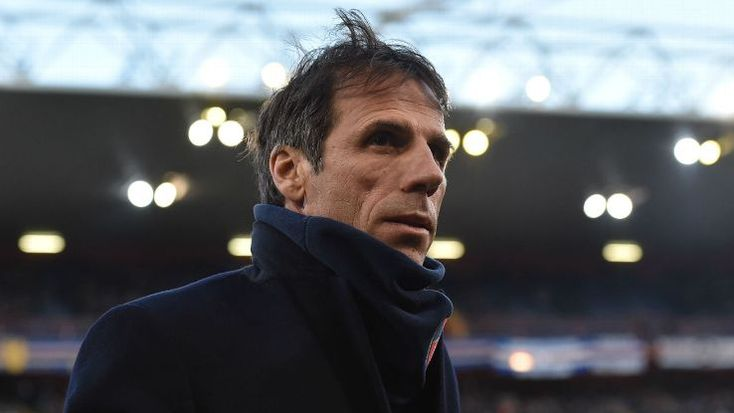 Zola: Pelatih Italia yang Terbaik