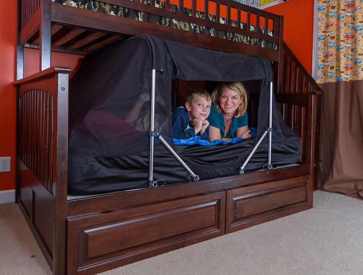 13 best abram 39 s story images on pinterest safety - Enclosed beds for adults ...