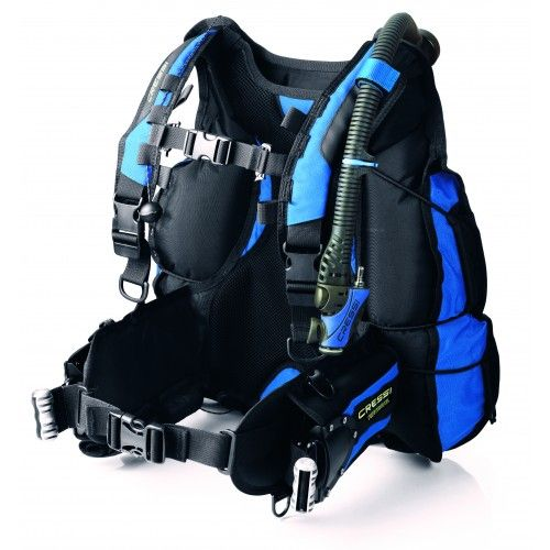 Cressi Air Travel BCD -50 % until Sunday the 22nd of March ...