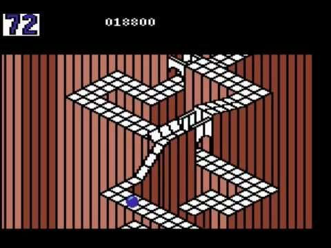 / Marble Madness / via C64