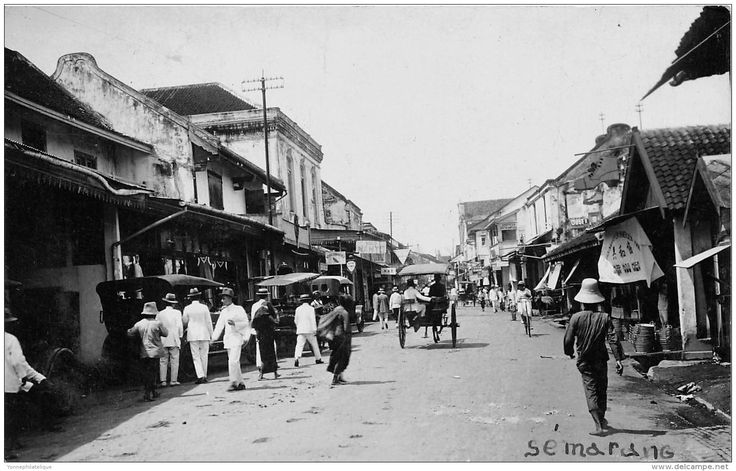 Oblitération - JAVA - Indonésie / Semarang - Photo Card