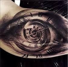 Resultado de imagem para tattoo eyes 3d