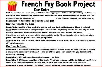 How to Write a Story in French