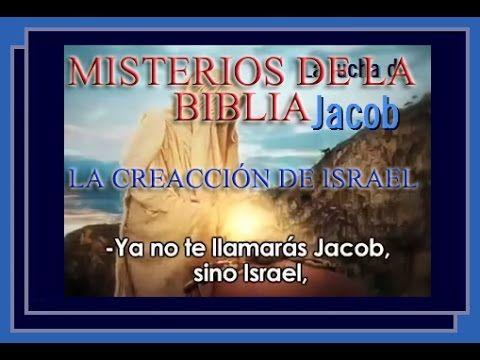 """Misterios de la Biblia """"la Creación de Israel"""" - La escalera de Jacob"""