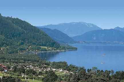 camping ossiacher see in ossiach