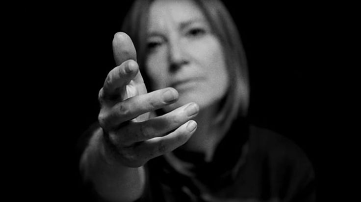 See Portishead's Politicized Video for Abba Cover 'SOS' #headphones #music #headphones