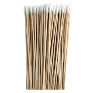 HTS 101K0 6 Inch 100 Piece Wood, Cotton Tip, Applicator Swab - See more at: http://supremehealthydiets.com/category/beauty/tools-accessories/cotton-swabs/#sthash.tpq9mD5f.dpuf