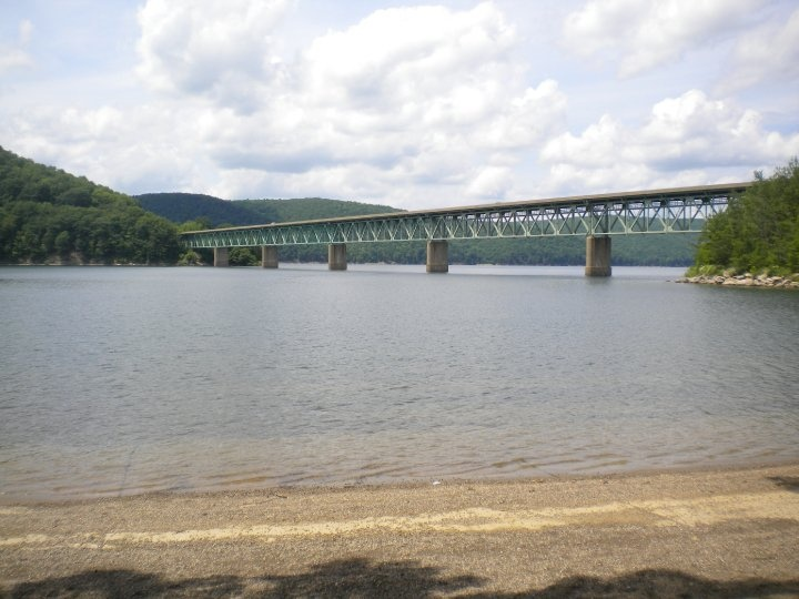 189 best almost heaven tidioute and nw pa images on for Kinzua dam fishing