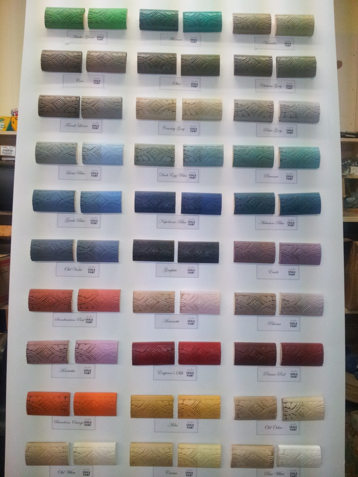 115 best Annie Sloan paint colors images on Pinterest Chalk