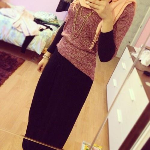 Style_Cool #Hijab ❤ hijab style