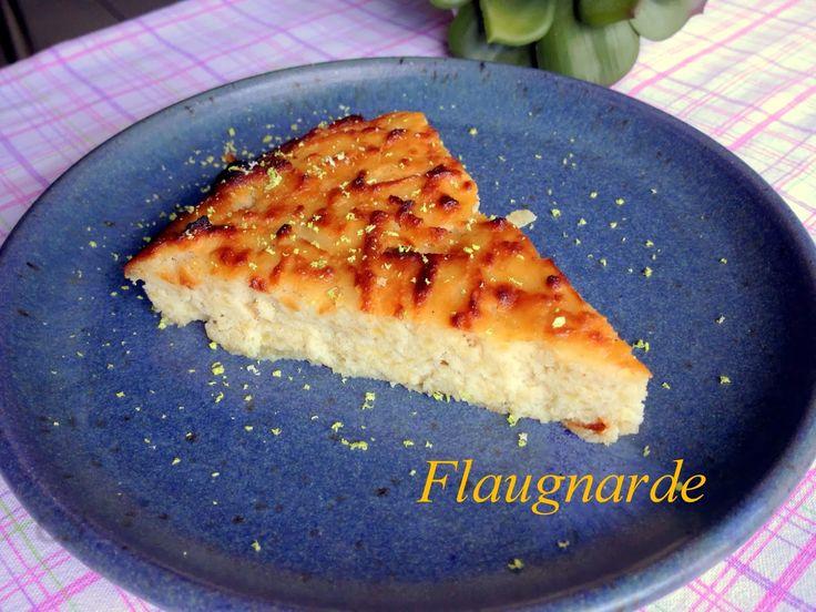 Flaugnarde a francia neve ennek a nagyon könnyű, és egyszerűen elkészíthető finom süteménynek.Eredetileg a Limousin régióból származik, és...