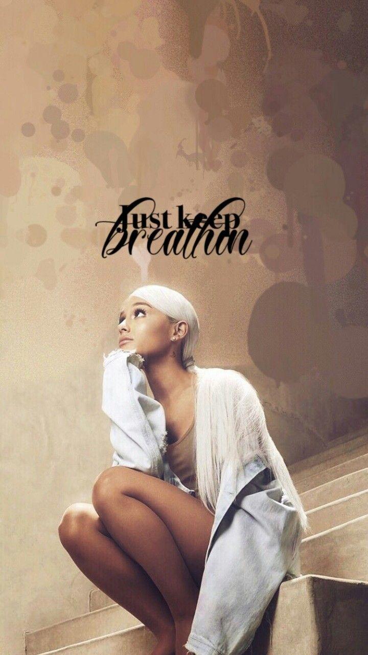 Ariana Grande Aesthetic Wallpaper
