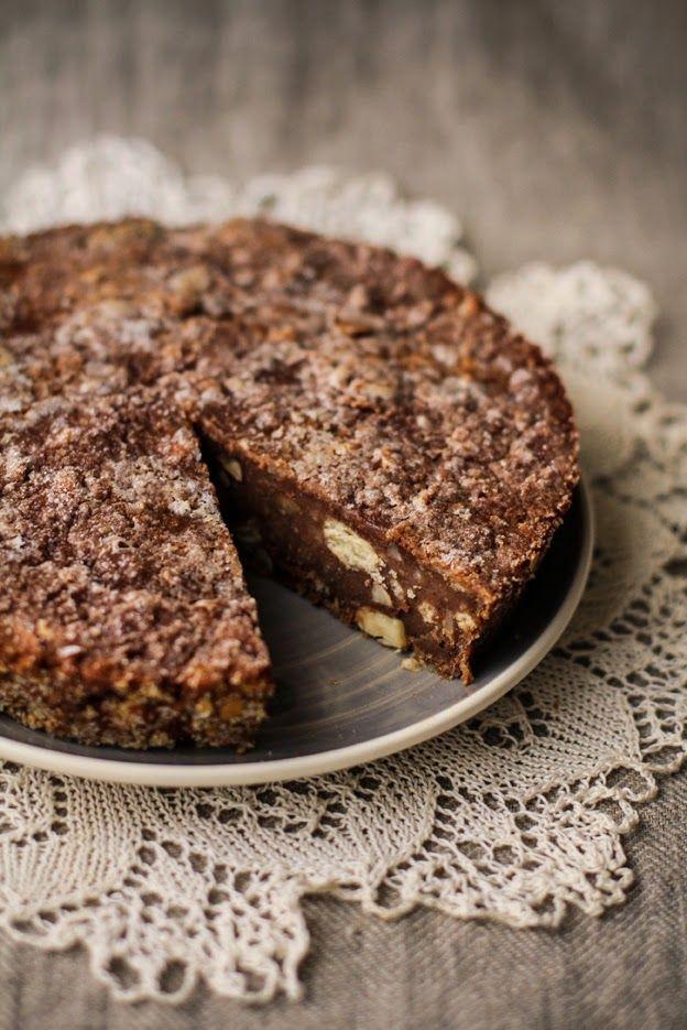 - VANIGLIA - storie di cucina: La torta di pane al cacao della mia Gulietta