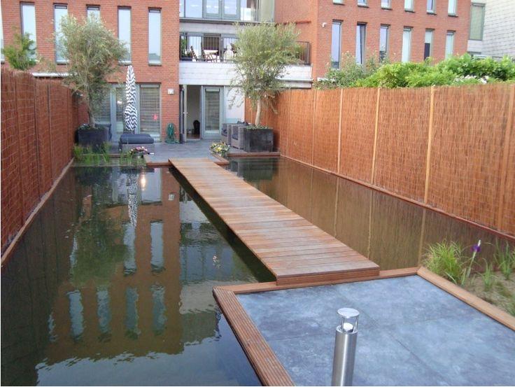 Meer dan 1000 idee n over terras verlichting op pinterest tuinverlichting buitenpatio 39 s en patio - Overdekt terras tegel ...