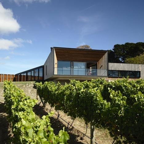 Main Ridge Residence par McAllister Alcock Architects - Journal du Design