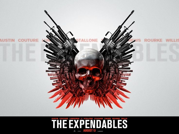 Movies Wallpaper: The Expandables