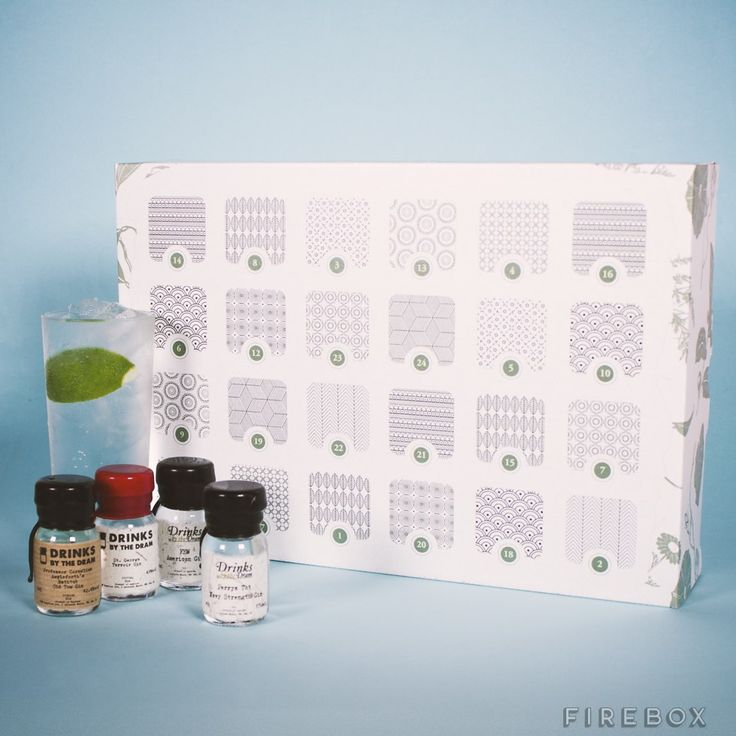 Gin Advent Calendar, $176