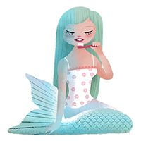 Mermaid.fi The Mermaid Sticker Book