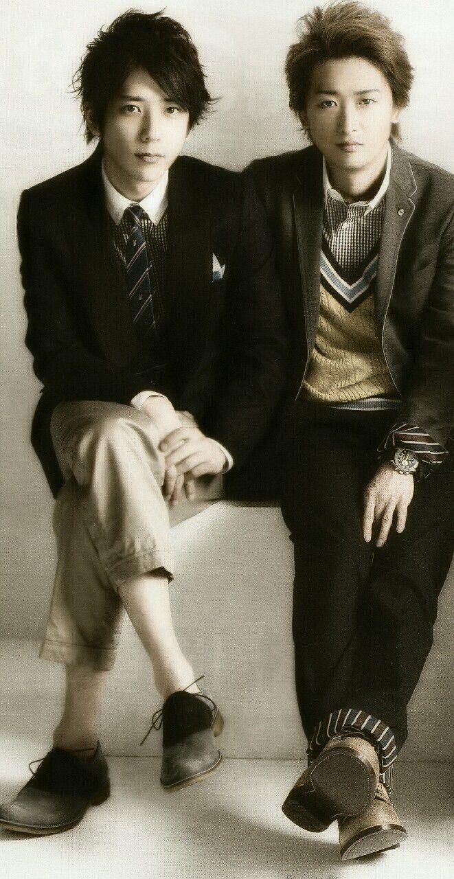 Nino and Ohno-chan