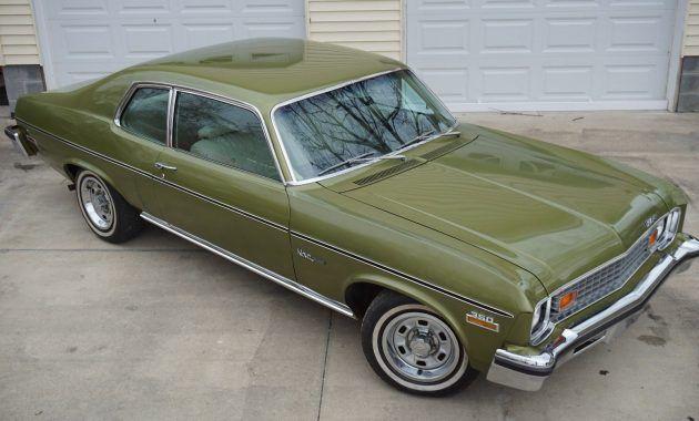 19 000 Miles 1973 Chevrolet Nova Chevrolet Nova Chevrolet Classic Cars