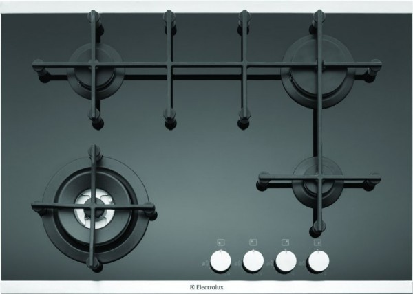 Electrolux - EHGC77BS - E:Line Gas Cooktop  Model No EHGC77BS - Bing Lee  $1589