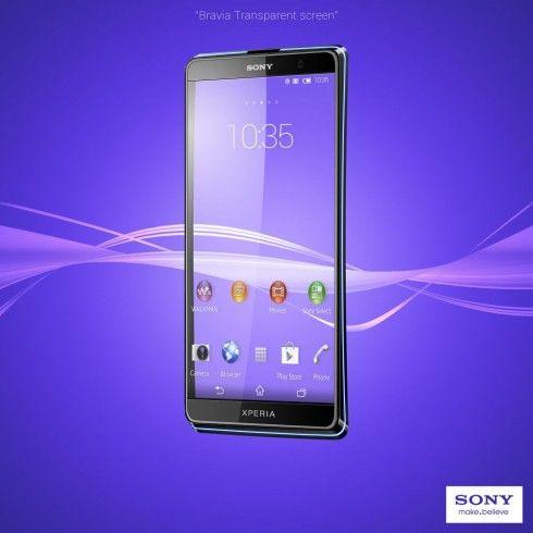 a77e3321e322ab A new and futuristic Sony Xperia concept