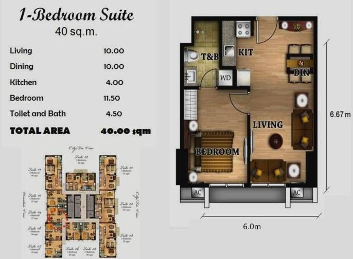 Two tv layout bathroom access from bedroom would not for 8 sqm room design