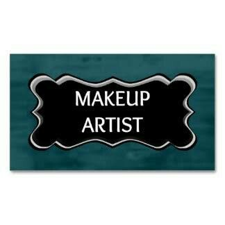 I want to become a makeup artist